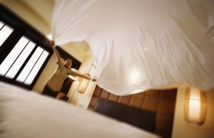 Phòng Deluxe 2 Giường Đơn Nhìn ra Toàn cảnh