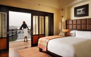 Phòng Deluxe có Giường cỡ King với Tầm nhìn Toàn cảnh