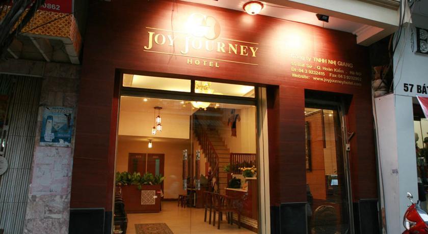 Khách Sạn Joy Journey