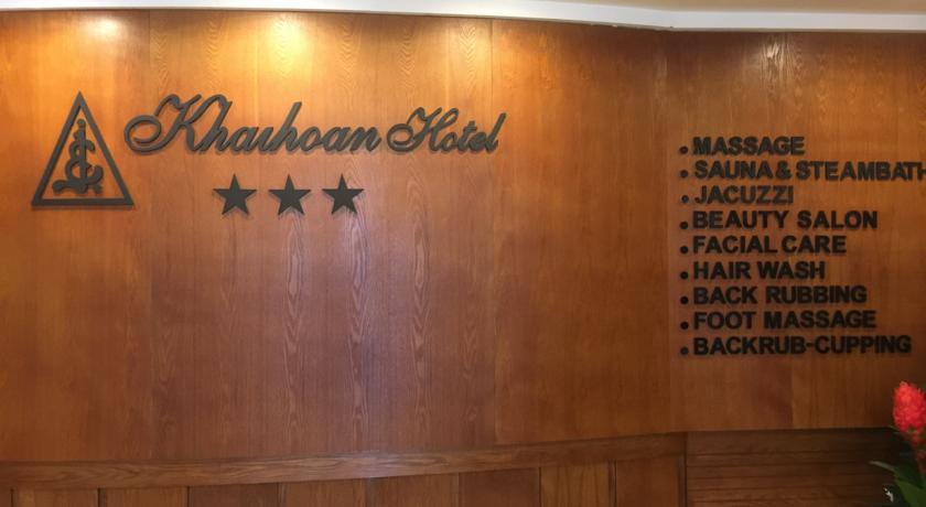 Khách sạn Khải Hoàn