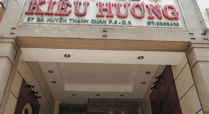 Khách Sạn Kiều Hương