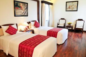 Phòng Orient Deluxe 2 Giường đơn