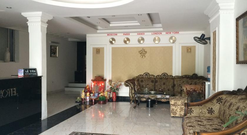 Khách Sạn Milan Hà Nội