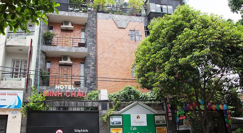 Khách Sạn Minh Châu