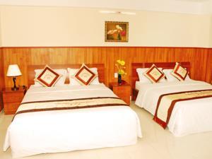 Phòng Đôi Tiêu chuẩn có 2 Giường đôi
