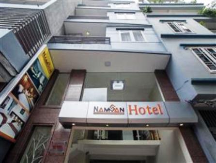Khách Sạn Nam San