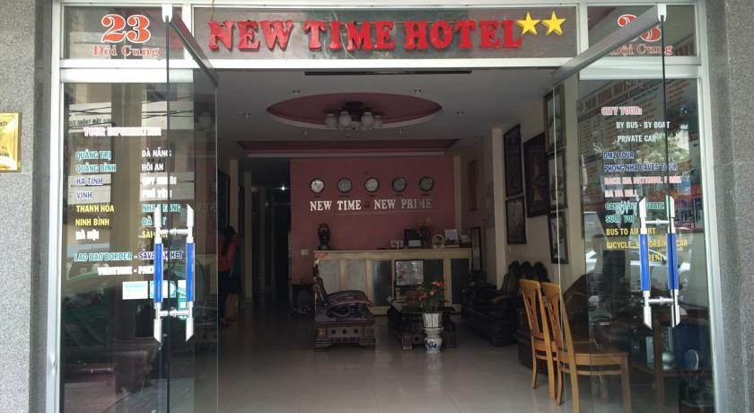 Khách Sạn New Time