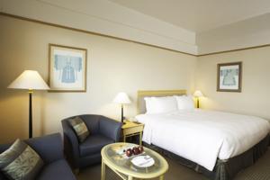 Phòng Club Đôi hoặc 2 Giường đơn với quyền lui tới Club Lounge