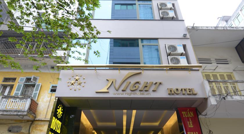 Khách Sạn Night Hà Nội