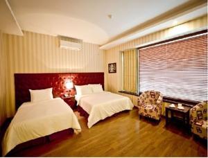 Phòng Executive 2 Giường Đơn