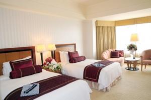 Phòng Nikko Executive đôi hoặc 2 giường đơn