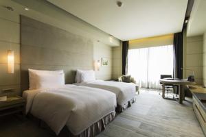 Phòng Club đôi 2 giường đơn