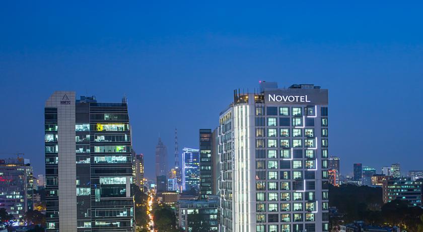 Khách sạn Novotel Saigon Center