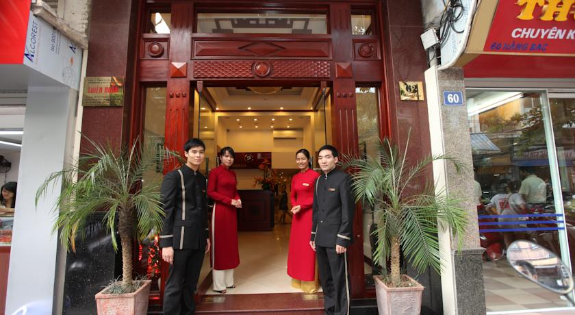Khách sạn Paradise 1 Hà Nội