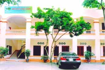 Khách Sạn Phja Bjooc