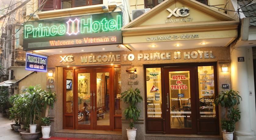 Khách Sạn Prince 2 Hà Nội