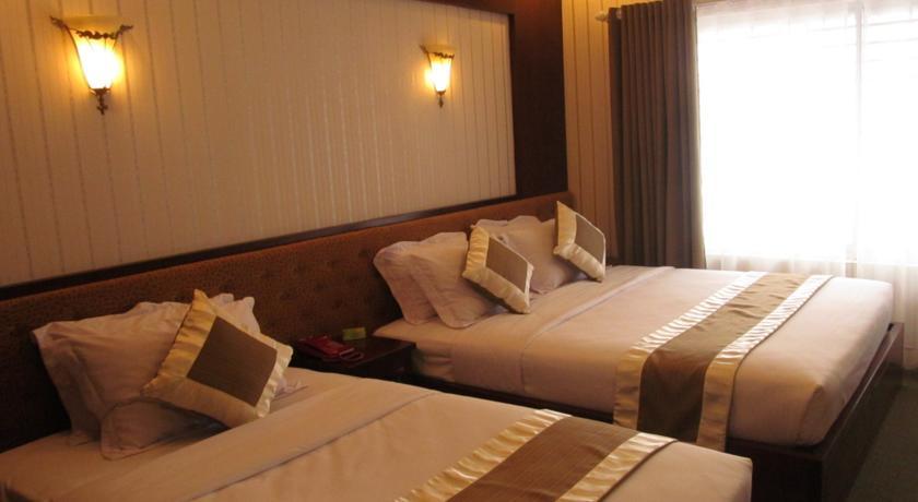 Khách sạn Rạng Đông