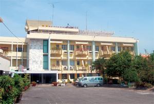 Khách sạn Sa Đéc
