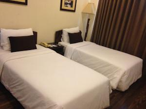 Biệt thựSuperior 2 giường đơn