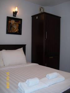 Phòng Tiêu chuẩn có Giường đôi hoặc 2 Giường đơn (Không có Cửa sổ)