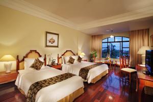 Phòng Premium Deluxe Giường Đôi/2 Giường Đơn Nhìn ra Sông
