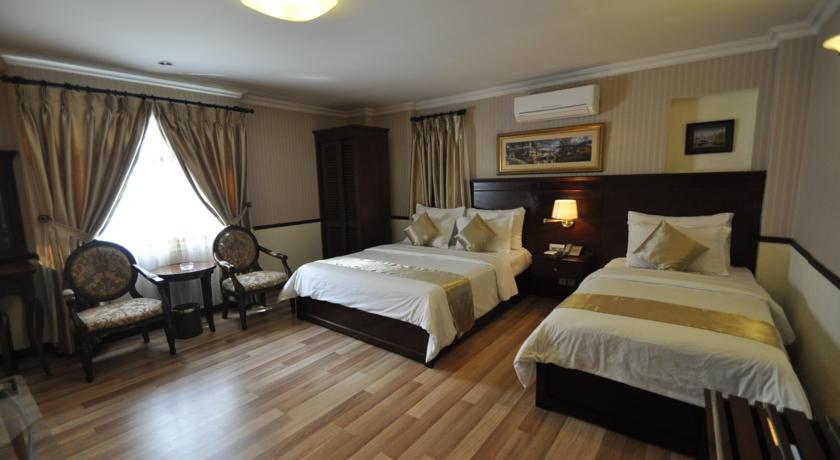 Khách Sạn Saigon Garden