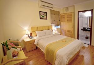 Căn hộ 2 Phòng ngủ - Tầng Áp mái