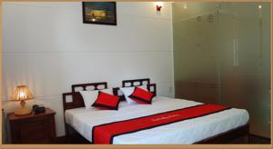 Phòng Deluxe Giường Đôi/ 2 Giường Đơn Nhìn ra Vườn