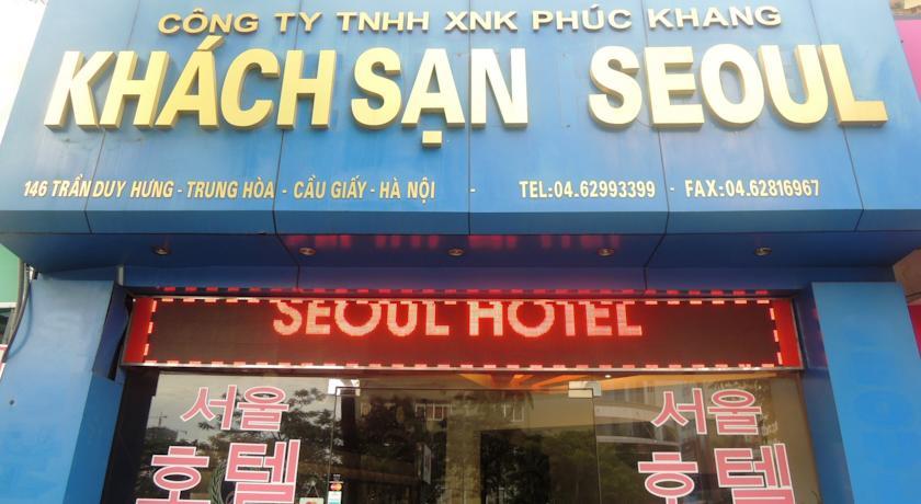 Khách Sạn Seoul