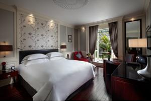 Cánh Opera - Phòng Premium Giường Đôi có Hiên (3 người lớn)