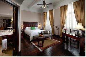 Historical Wing - Phòng Grand Luxury Giường Đôi (3 Người lớn)