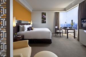 Phòng Luxury với Giường cỡ King Nhìn ra Hồ