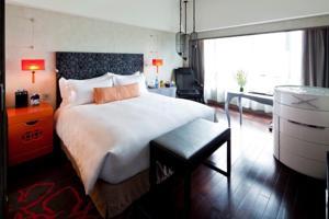 Phòng Luxury Club với Quyền lui tới Executive Lounge