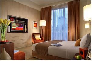 Căn hộ Executive 1 phòng ngủ