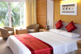 Khách sạn Sông Đà