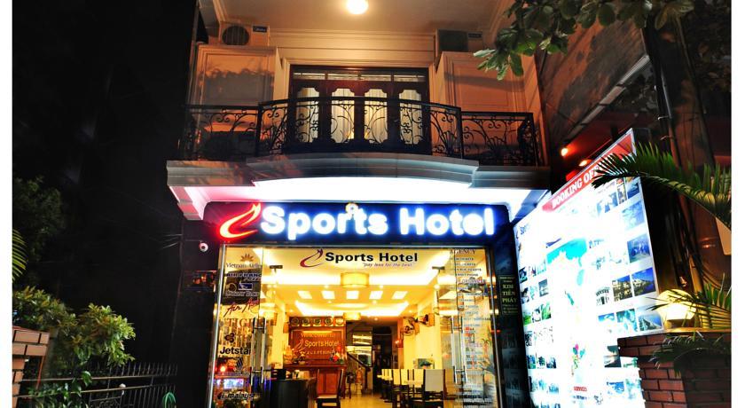 Khách Sạn Sports 1