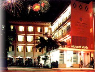 Khách sạn Tây Nguyên