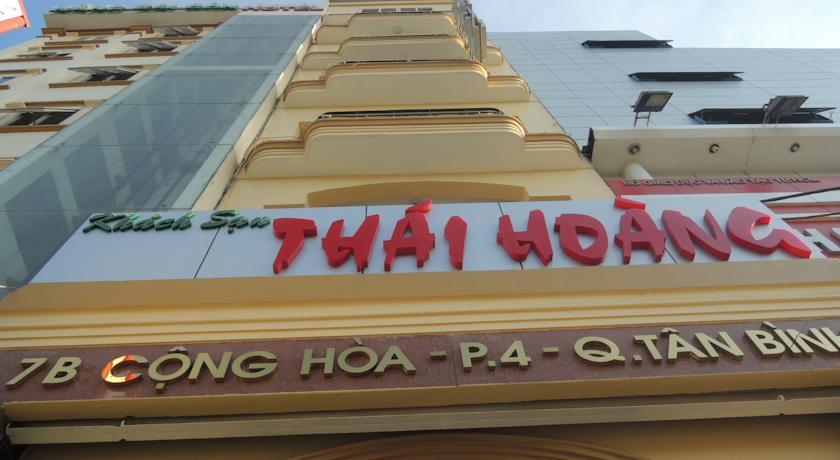 Khách Sạn Thái Hoàng