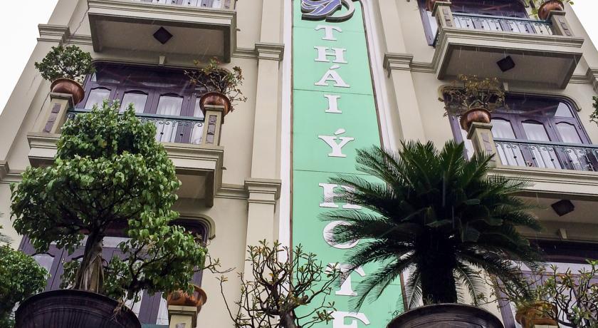 Khách sạn Thái Ý