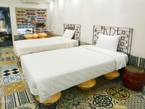 Phòng Deluxe Phong cách Espana 2 Giường đơn