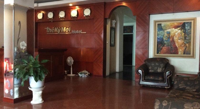 Khách sạn Thế Kỷ Mới