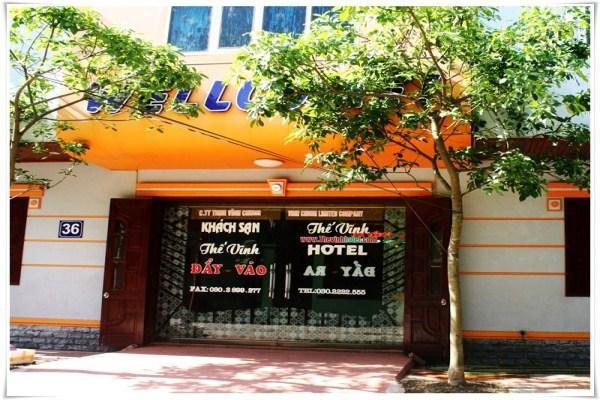 Khách Sạn Thế Vĩnh