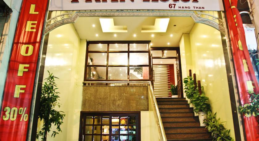 Khách Sạn Trần Hà Nội