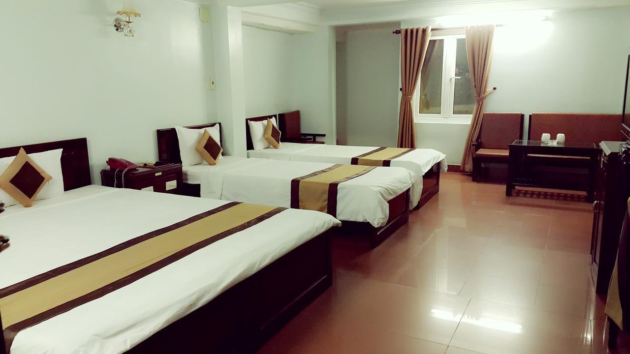 Phòng ngủ Tập thể 4 giường dành cho cả nam và nữ