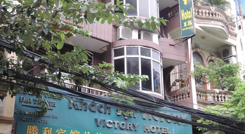 Khách Sạn Victory Hà Nội