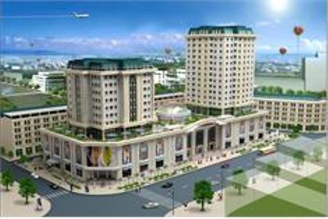 Khách Sạn Vĩnh Trung Plaza Apartments