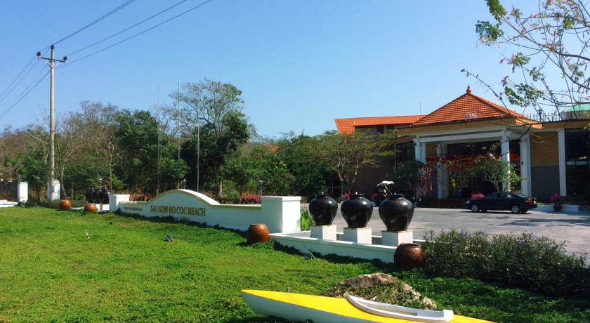 Sài Gòn Hồ Cốc Beach Resort & Hotel