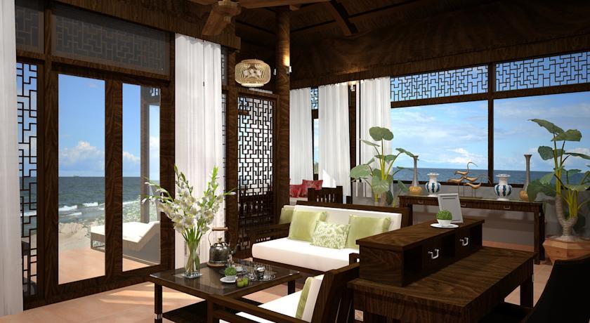 Có rất nhiều chỗ nghỉ đẹp ở gần Hồ Cốc, phù hợp nhu cầu đa dạng của du khách.