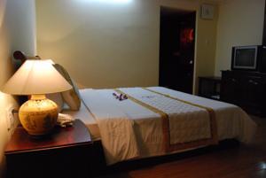 Phòng Deluxe Giường Đôi/2 Giường Đơn Phía Đồi