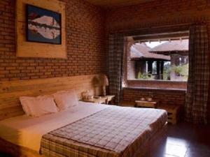 Phòng Giường Đôi/ 2 Giường Đơn Nhìn ra Vườn